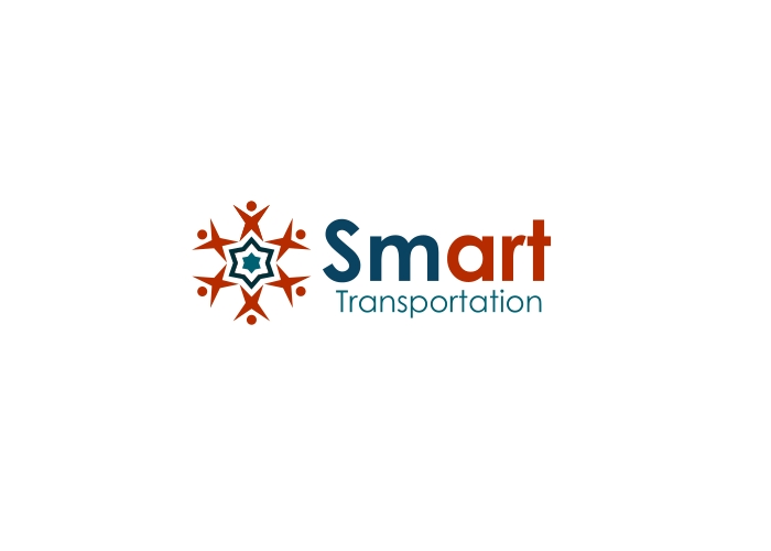 Logo Design by Private User - Entry No. 43 in the Logo Design Contest Imaginative Logo Design for Smart Transportation.
