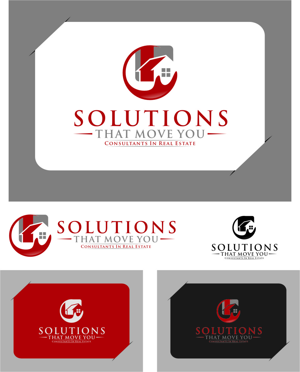 Logo Design by RasYa Muhammad Athaya - Entry No. 99 in the Logo Design Contest Imaginative Logo Design for Solutions That Move You.