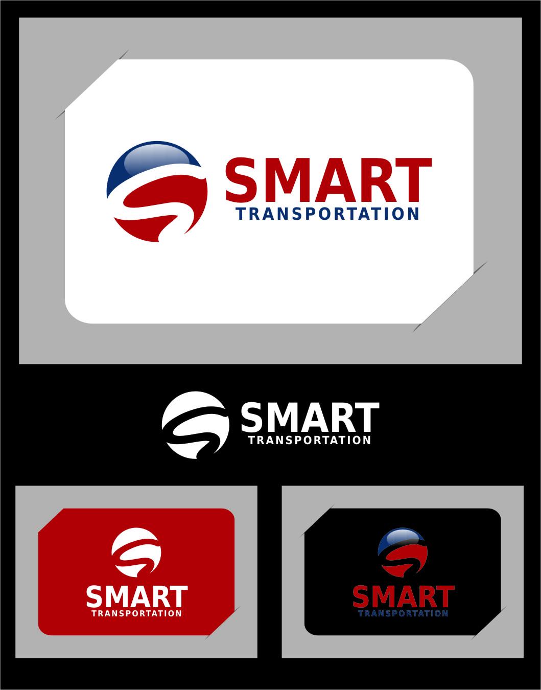 Logo Design by Ngepet_art - Entry No. 59 in the Logo Design Contest Imaginative Logo Design for Smart Transportation.