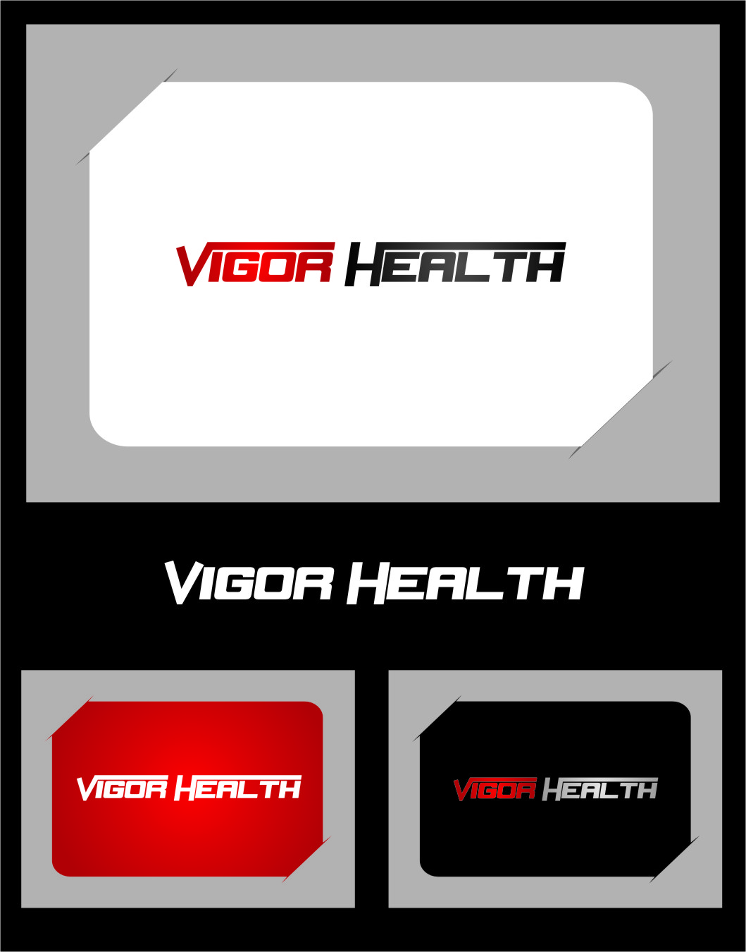Custom Design by Ngepet_art - Entry No. 31 in the Custom Design Contest New Custom Design for Vigor Health Ltd..