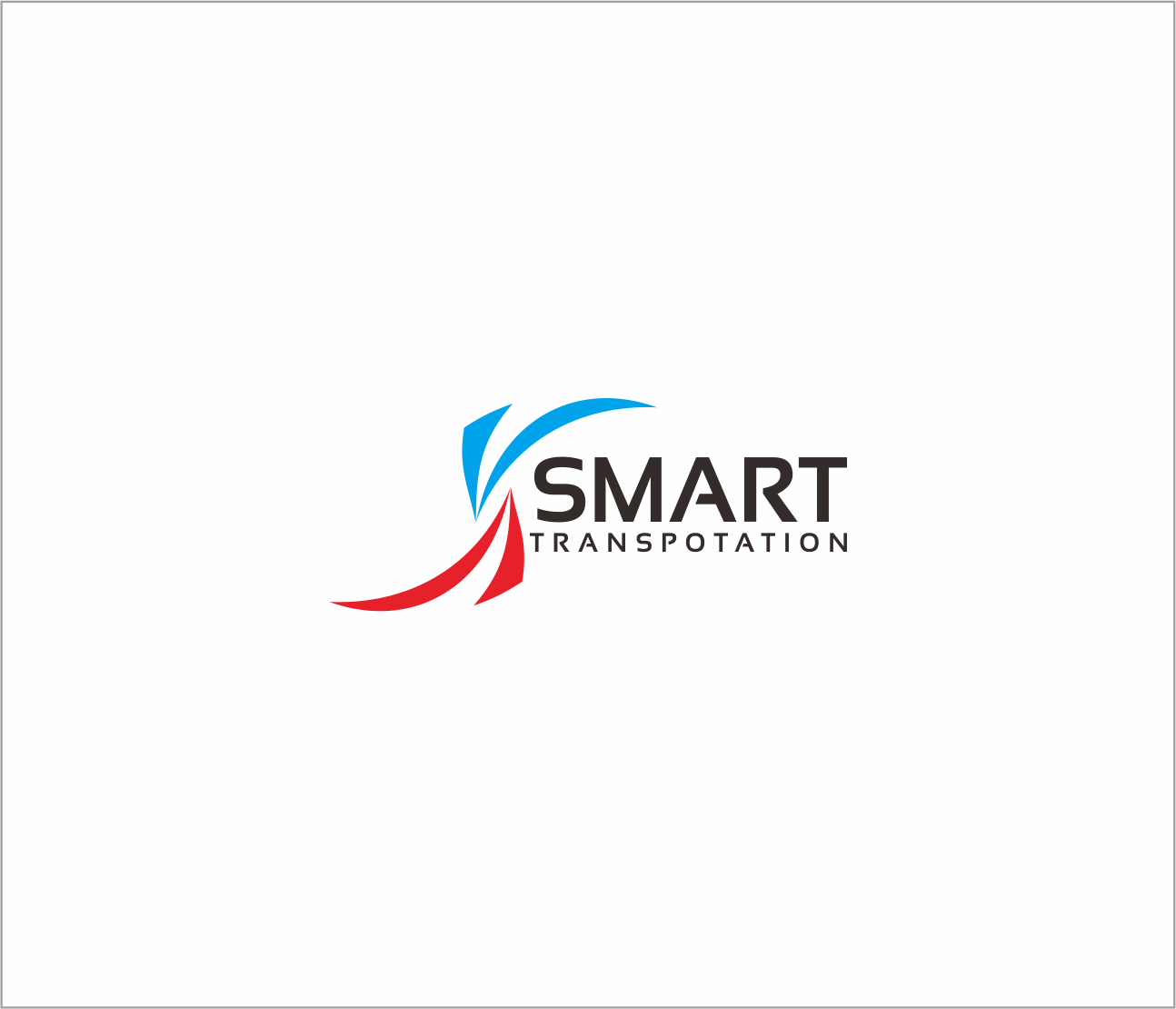 Logo Design by Armada Jamaluddin - Entry No. 64 in the Logo Design Contest Imaginative Logo Design for Smart Transportation.