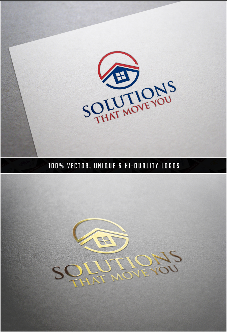 Logo Design by Virgilio Pineda III - Entry No. 112 in the Logo Design Contest Imaginative Logo Design for Solutions That Move You.