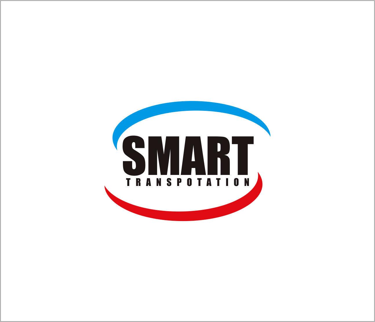 Logo Design by Armada Jamaluddin - Entry No. 65 in the Logo Design Contest Imaginative Logo Design for Smart Transportation.