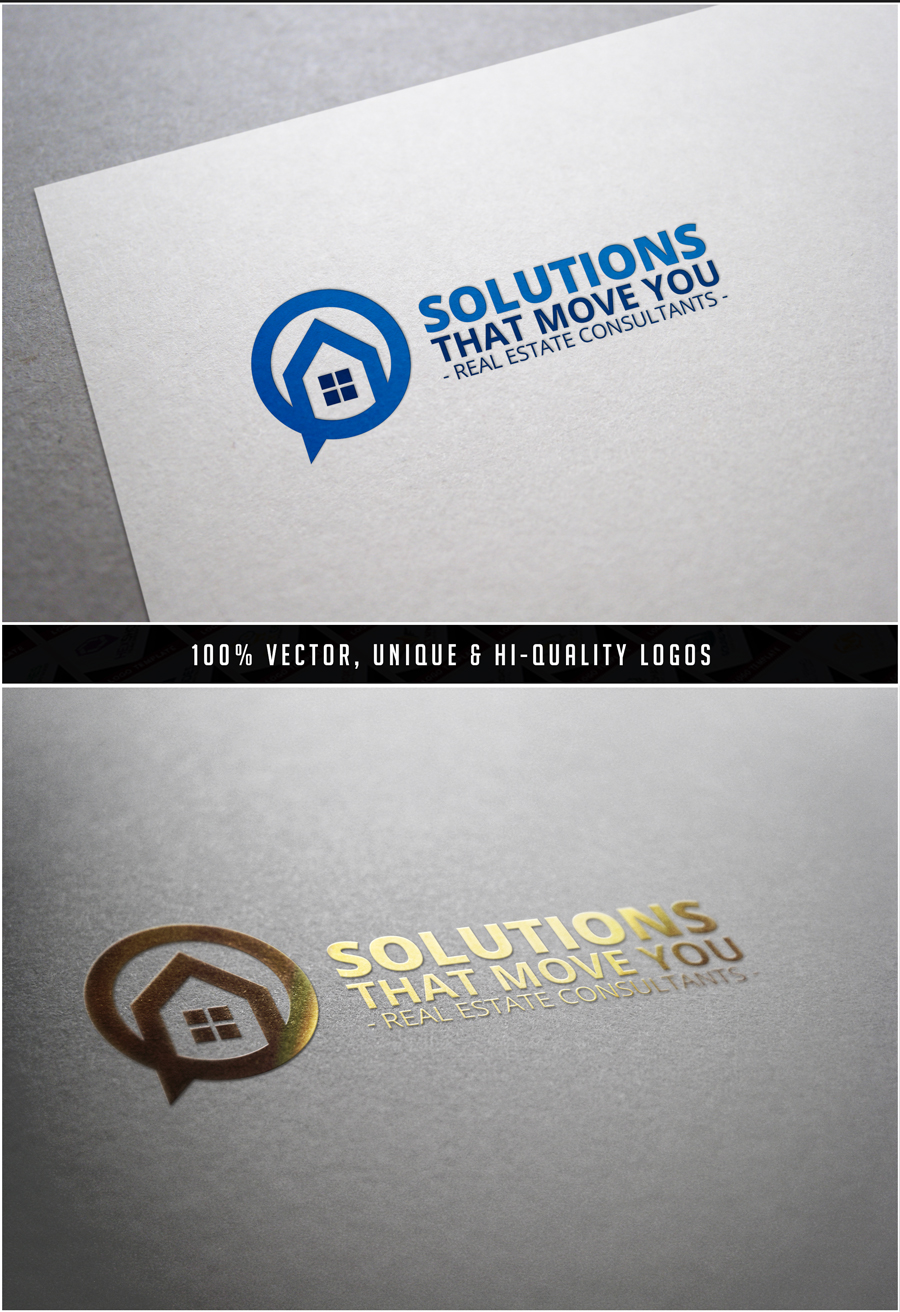 Logo Design by Virgilio Pineda III - Entry No. 113 in the Logo Design Contest Imaginative Logo Design for Solutions That Move You.
