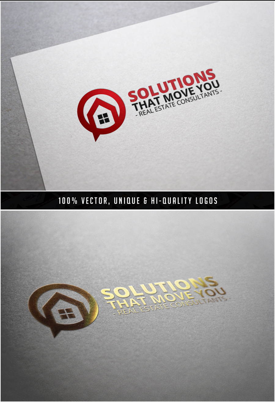 Logo Design by Virgilio Pineda III - Entry No. 114 in the Logo Design Contest Imaginative Logo Design for Solutions That Move You.