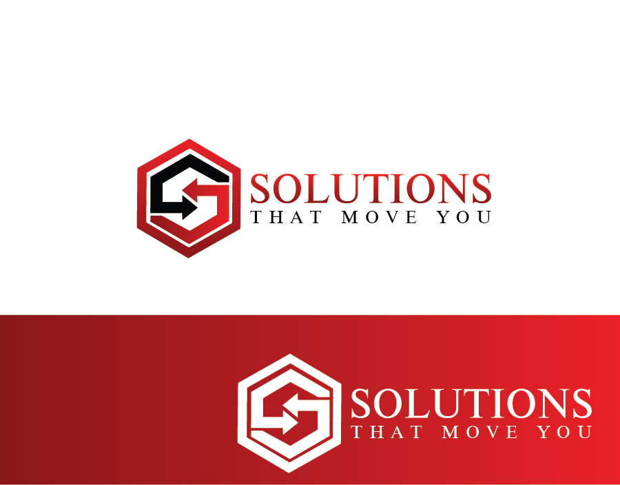 Logo Design by Private User - Entry No. 115 in the Logo Design Contest Imaginative Logo Design for Solutions That Move You.