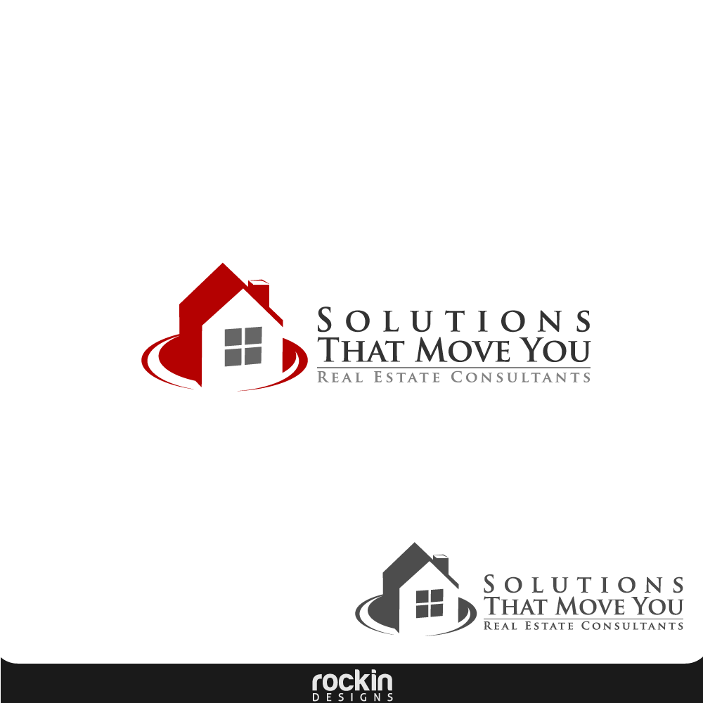 Logo Design by rockin - Entry No. 116 in the Logo Design Contest Imaginative Logo Design for Solutions That Move You.