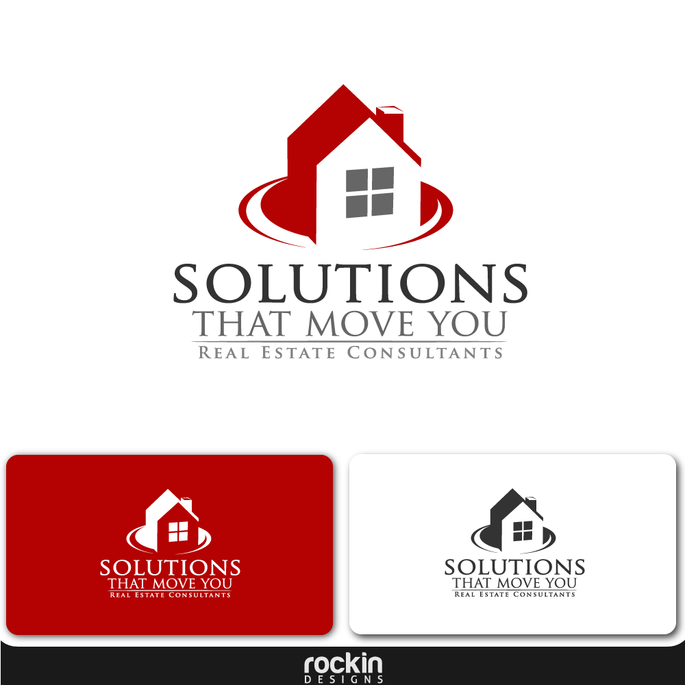 Logo Design by rockin - Entry No. 117 in the Logo Design Contest Imaginative Logo Design for Solutions That Move You.