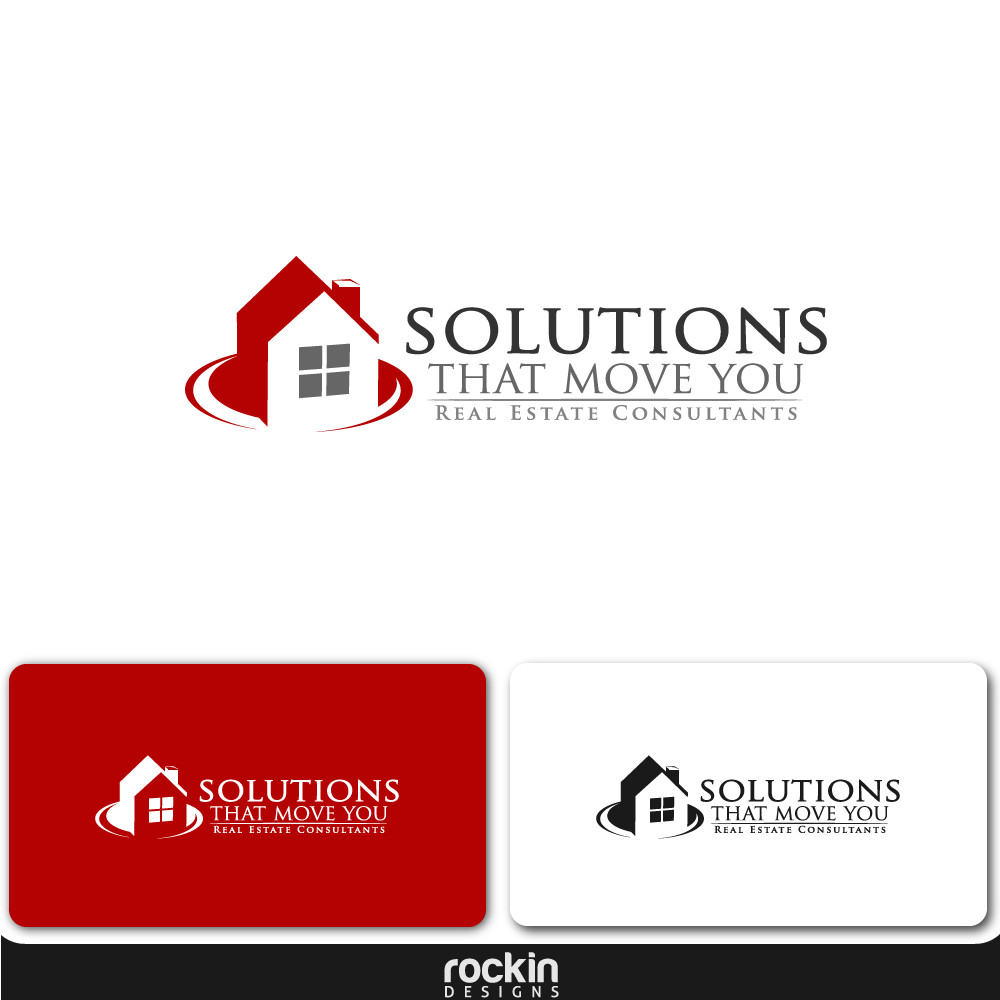 Logo Design by rockin - Entry No. 118 in the Logo Design Contest Imaginative Logo Design for Solutions That Move You.