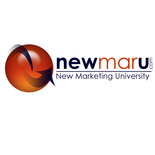 Logo Design by not-interested - Entry No. 113 in the Logo Design Contest NewMarU.com (New Marketing University).