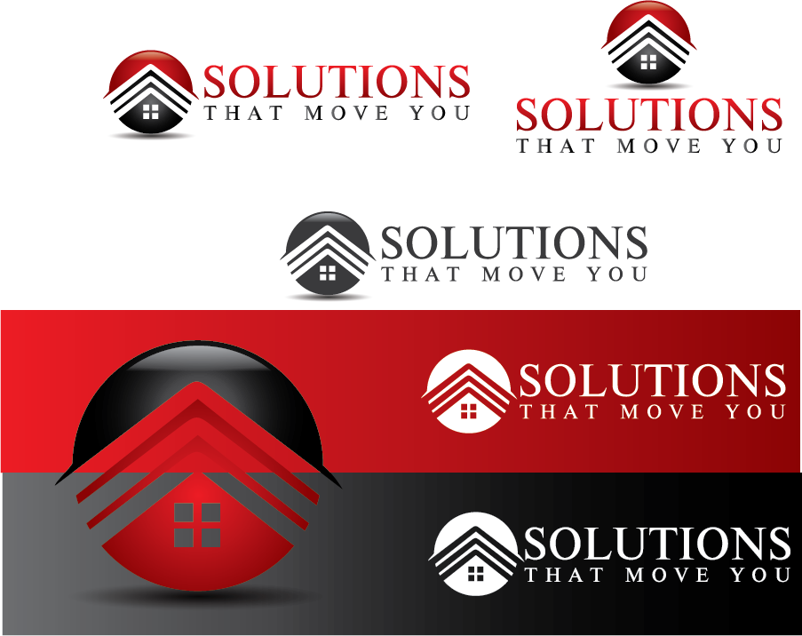 Logo Design by Private User - Entry No. 123 in the Logo Design Contest Imaginative Logo Design for Solutions That Move You.
