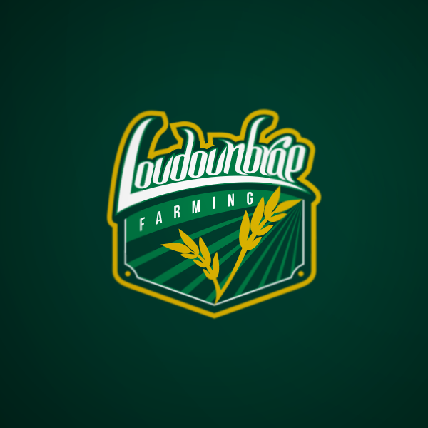 Logo Design by Private User - Entry No. 14 in the Logo Design Contest Creative Logo Design for Loudounbrae Farming.