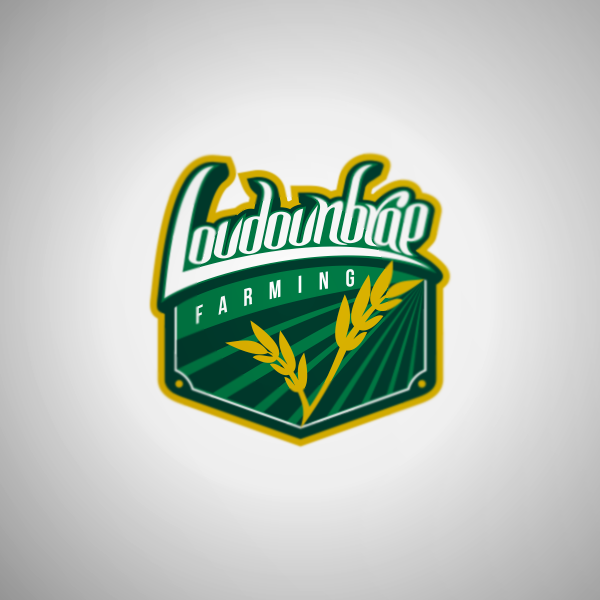 Logo Design by Private User - Entry No. 15 in the Logo Design Contest Creative Logo Design for Loudounbrae Farming.