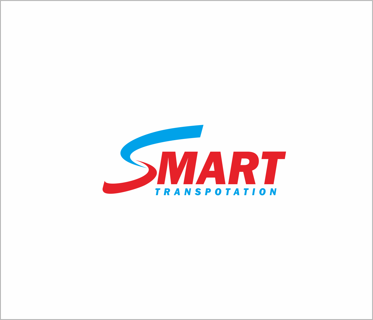 Logo Design by Armada Jamaluddin - Entry No. 66 in the Logo Design Contest Imaginative Logo Design for Smart Transportation.