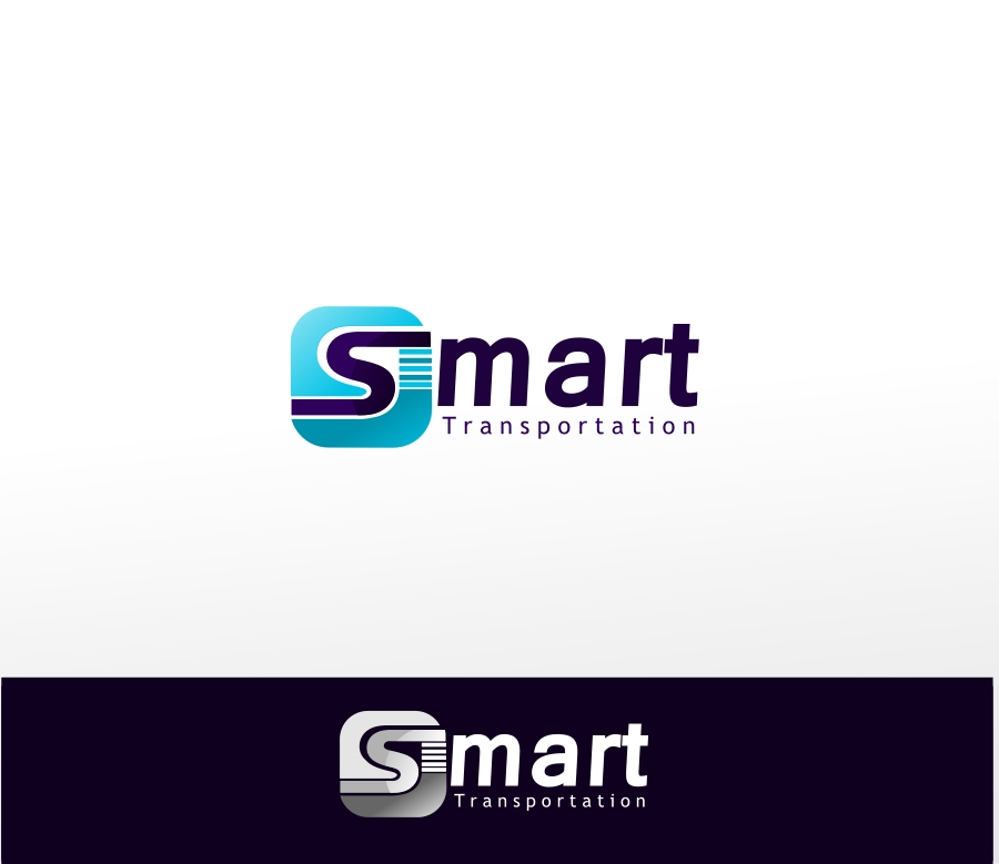 Logo Design by Private User - Entry No. 69 in the Logo Design Contest Imaginative Logo Design for Smart Transportation.