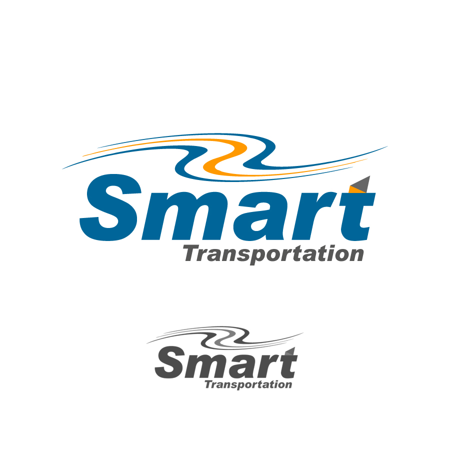 Logo Design by pixdesign - Entry No. 73 in the Logo Design Contest Imaginative Logo Design for Smart Transportation.