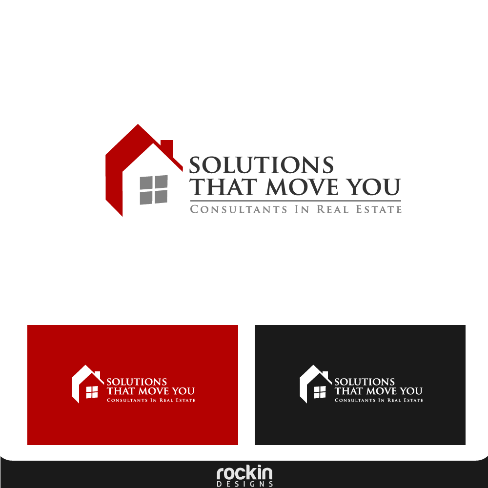 Logo Design by rockin - Entry No. 146 in the Logo Design Contest Imaginative Logo Design for Solutions That Move You.