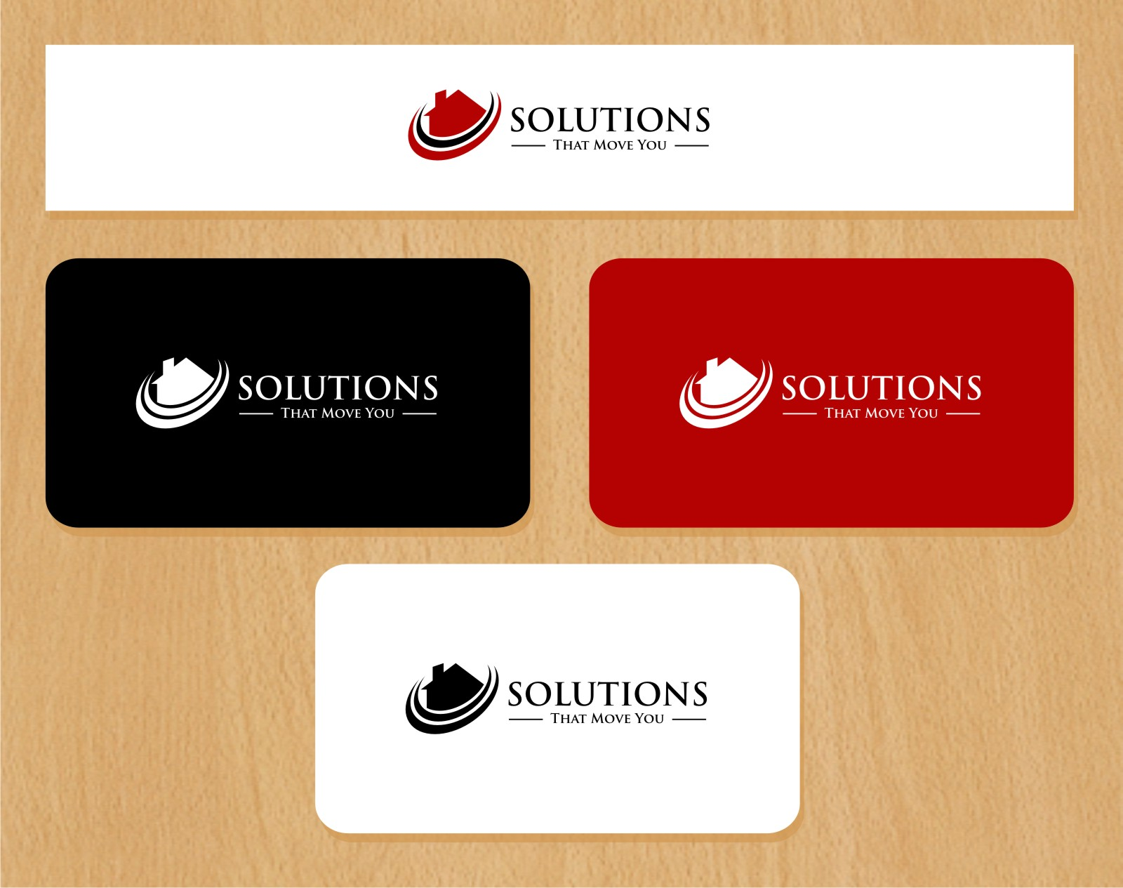 Logo Design by untung - Entry No. 150 in the Logo Design Contest Imaginative Logo Design for Solutions That Move You.
