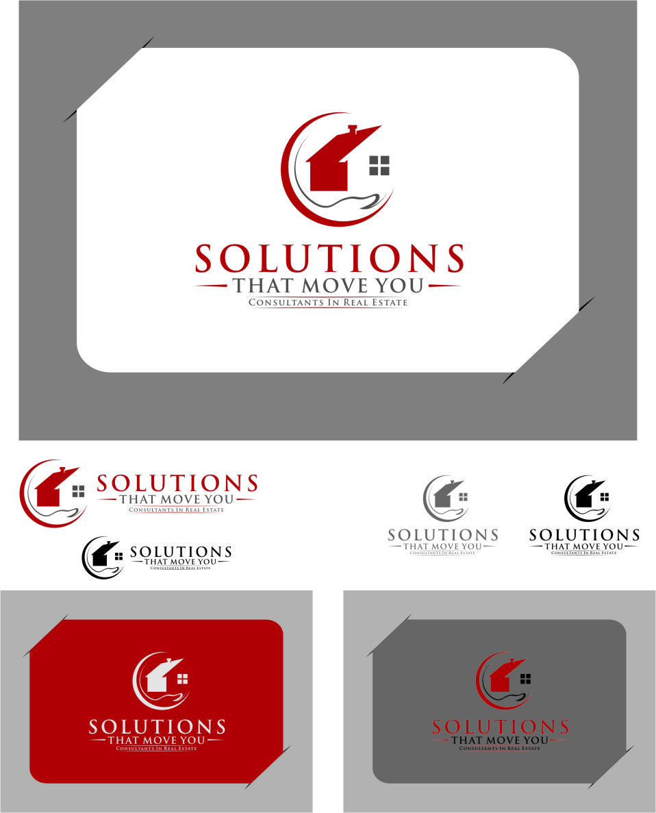 Logo Design by RasYa Muhammad Athaya - Entry No. 151 in the Logo Design Contest Imaginative Logo Design for Solutions That Move You.