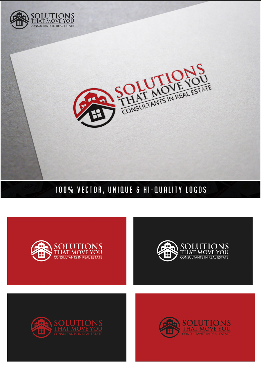 Logo Design by Virgilio Pineda III - Entry No. 154 in the Logo Design Contest Imaginative Logo Design for Solutions That Move You.