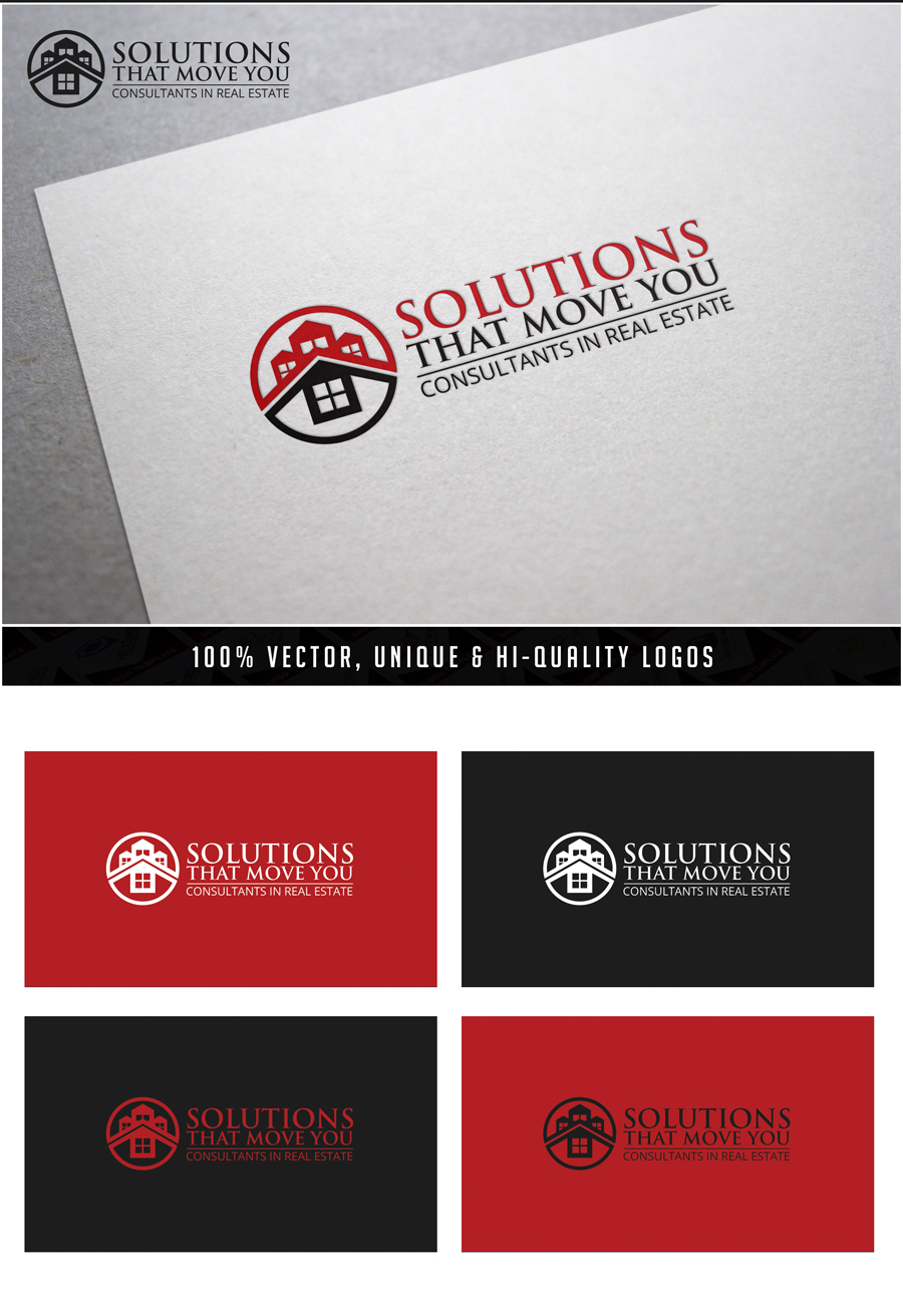 Logo Design by Virgilio Pineda III - Entry No. 155 in the Logo Design Contest Imaginative Logo Design for Solutions That Move You.