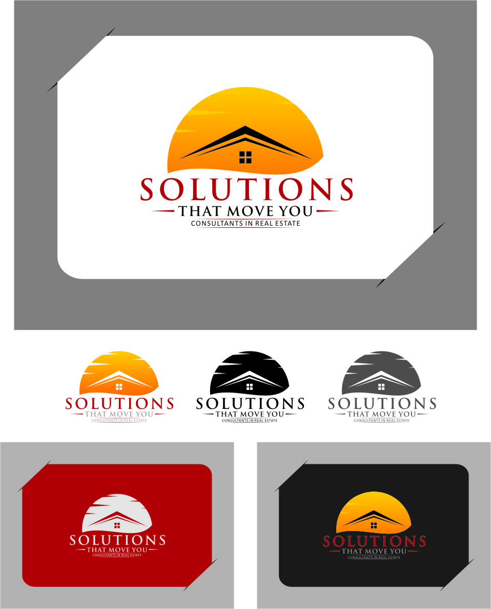 Logo Design by RasYa Muhammad Athaya - Entry No. 161 in the Logo Design Contest Imaginative Logo Design for Solutions That Move You.