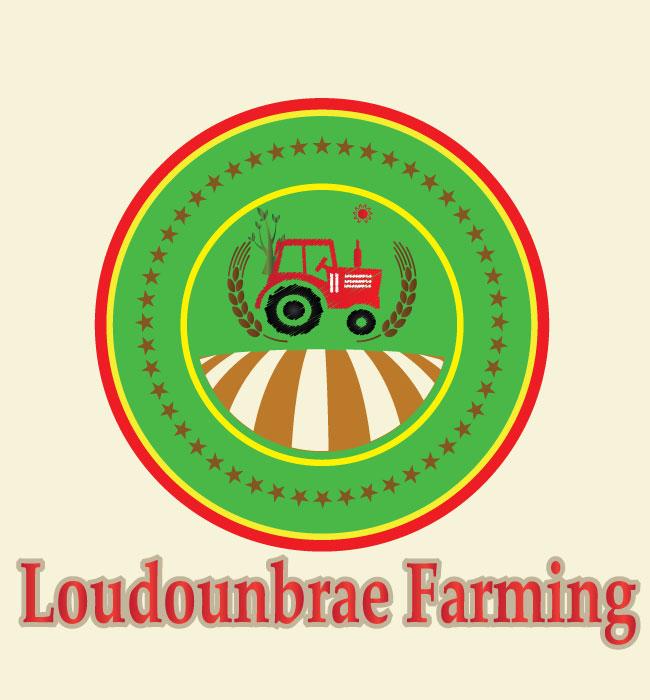 Logo Design by Private User - Entry No. 18 in the Logo Design Contest Creative Logo Design for Loudounbrae Farming.
