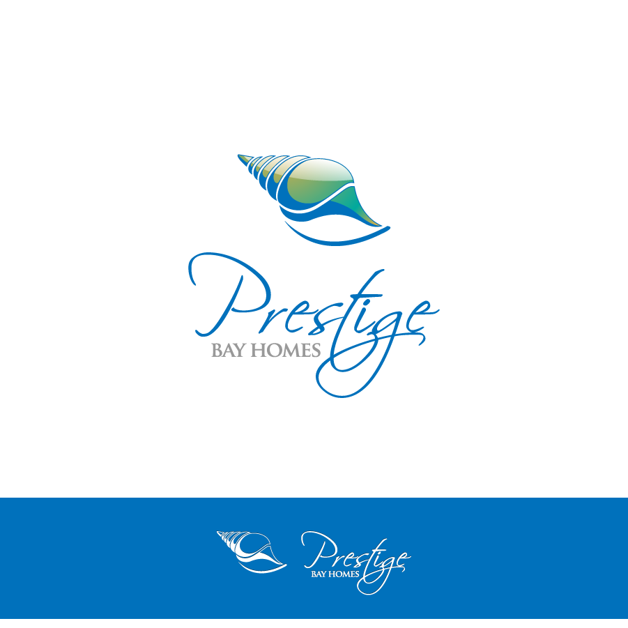 Logo Design by chinie05 - Entry No. 148 in the Logo Design Contest Imaginative Logo Design for Prestige Bay Homes.
