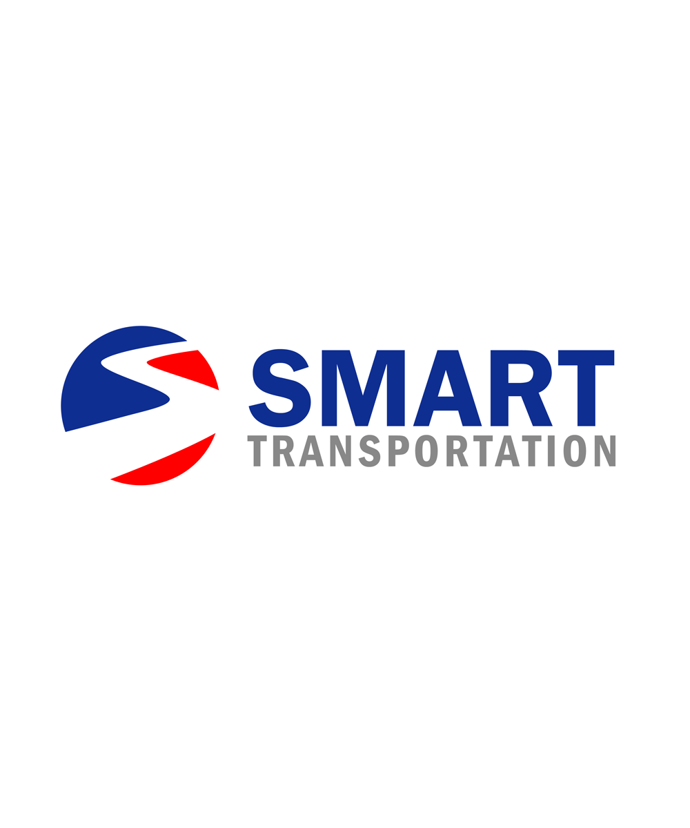 Logo Design by Robert Turla - Entry No. 88 in the Logo Design Contest Imaginative Logo Design for Smart Transportation.