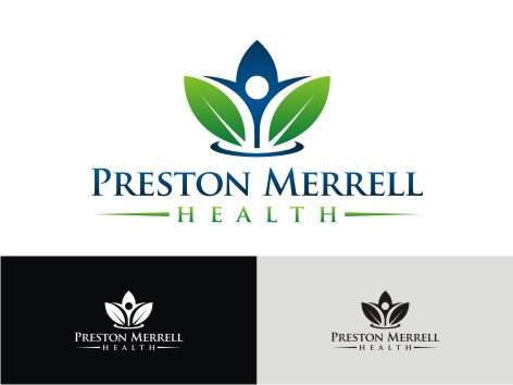 Logo Design by key - Entry No. 52 in the Logo Design Contest Creative Logo Design for Preston Merrell Health.