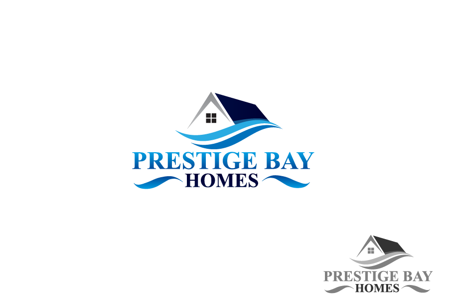 Logo Design by Private User - Entry No. 150 in the Logo Design Contest Imaginative Logo Design for Prestige Bay Homes.