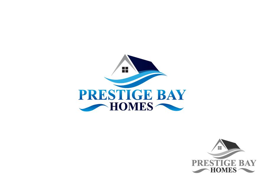 Logo Design by Private User - Entry No. 150 in the Logo Design Contest Imaginative Logo Design for Prestige Bay Homes.