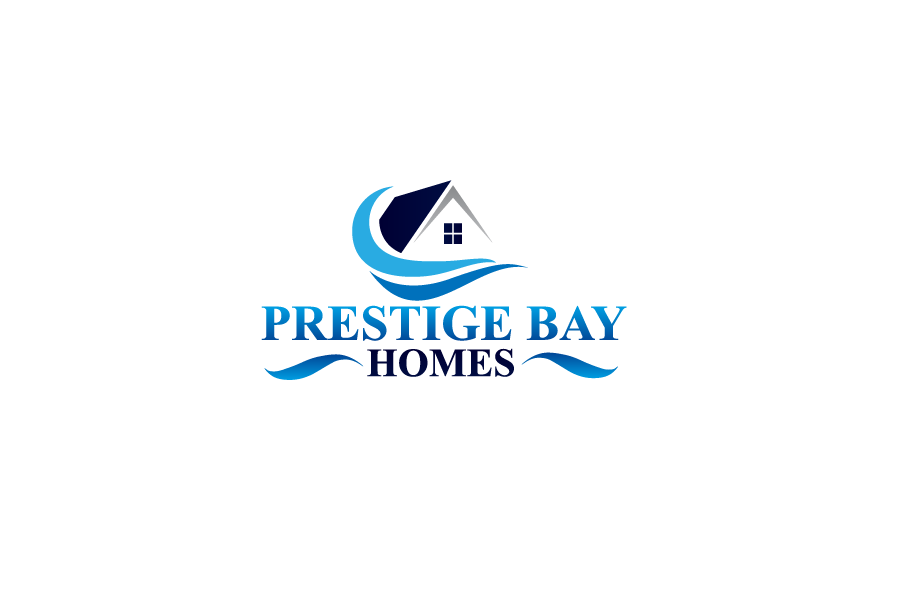 Logo Design by Private User - Entry No. 151 in the Logo Design Contest Imaginative Logo Design for Prestige Bay Homes.