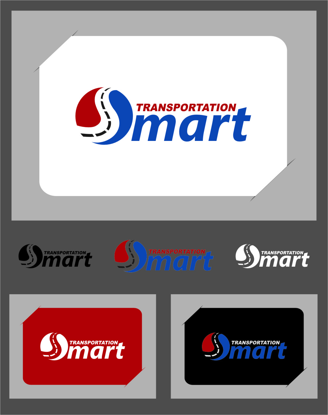 Logo Design by Ngepet_art - Entry No. 93 in the Logo Design Contest Imaginative Logo Design for Smart Transportation.