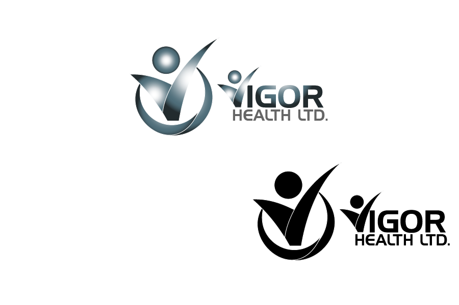 Custom Design by Private User - Entry No. 43 in the Custom Design Contest New Custom Design for Vigor Health Ltd..