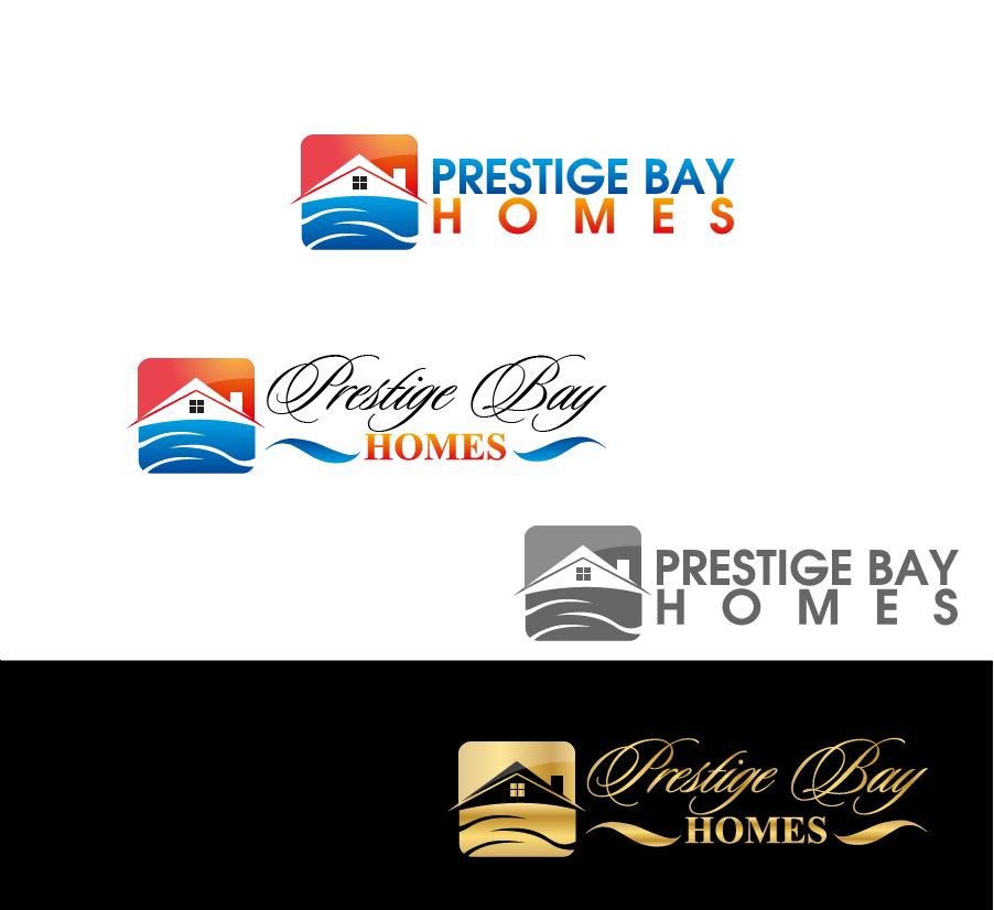 Logo Design by Private User - Entry No. 152 in the Logo Design Contest Imaginative Logo Design for Prestige Bay Homes.
