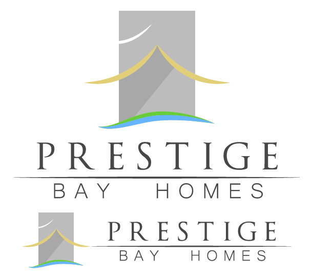 Logo Design by Jaypee Laurence Cocjin - Entry No. 153 in the Logo Design Contest Imaginative Logo Design for Prestige Bay Homes.