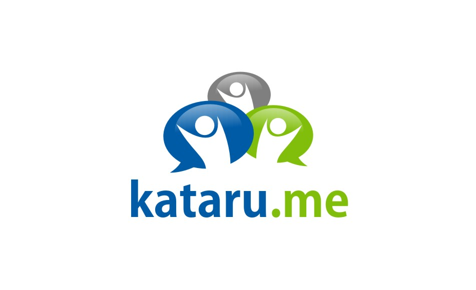 Logo Design by untung - Entry No. 2 in the Logo Design Contest Inspiring Logo Design for KATARU.ME.