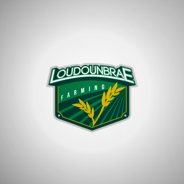 Logo Design by Private User - Entry No. 32 in the Logo Design Contest Creative Logo Design for Loudounbrae Farming.