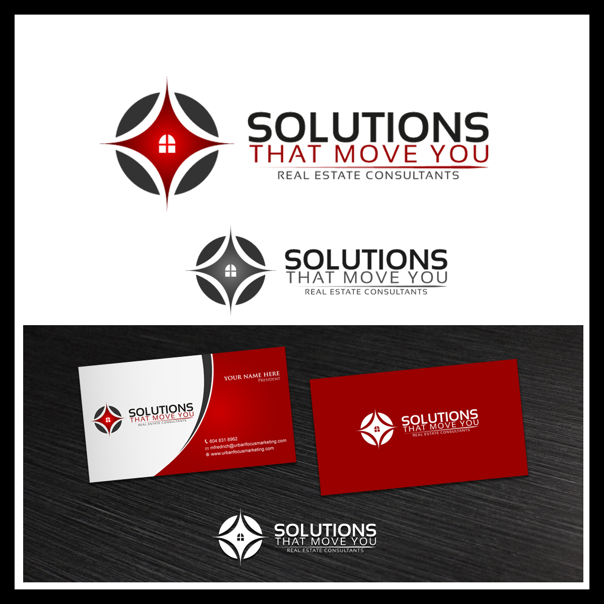 Logo Design by pixdesign - Entry No. 174 in the Logo Design Contest Imaginative Logo Design for Solutions That Move You.