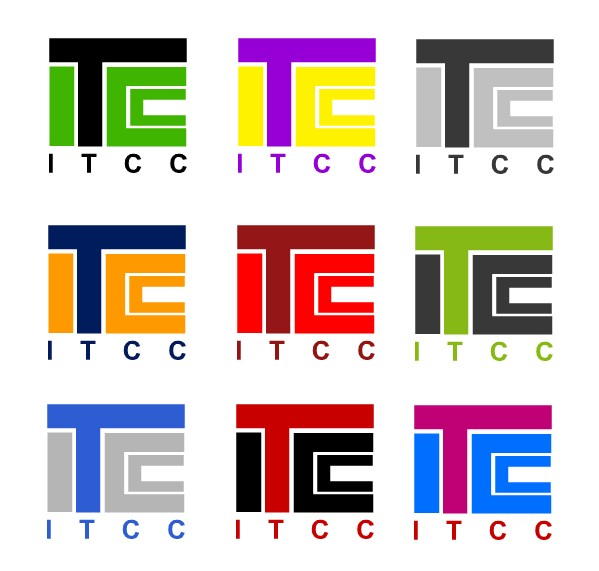 Logo Design by Ismail Adhi Wibowo - Entry No. 5 in the Logo Design Contest Inspiring Logo Design for ITCC.