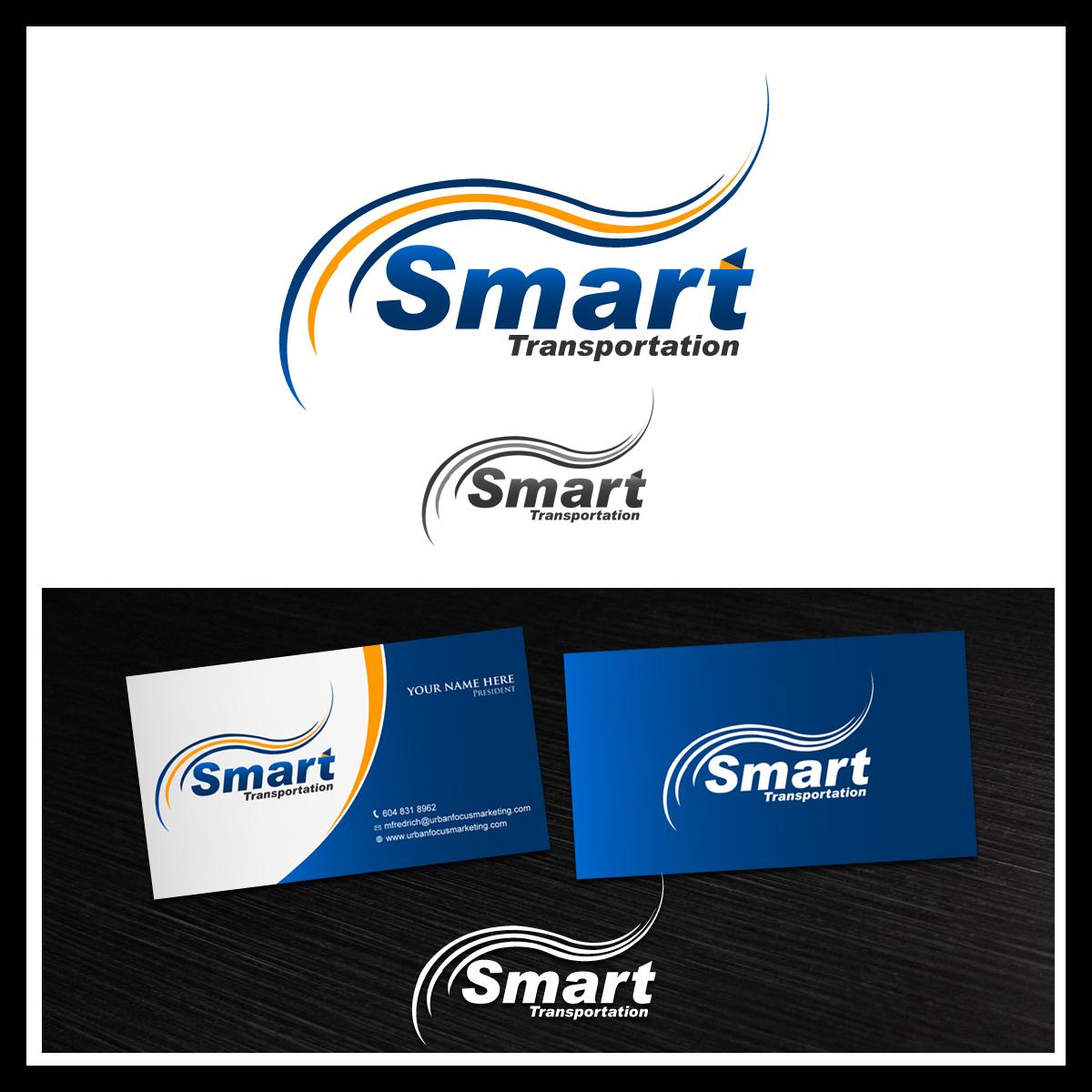 Logo Design by pixdesign - Entry No. 98 in the Logo Design Contest Imaginative Logo Design for Smart Transportation.