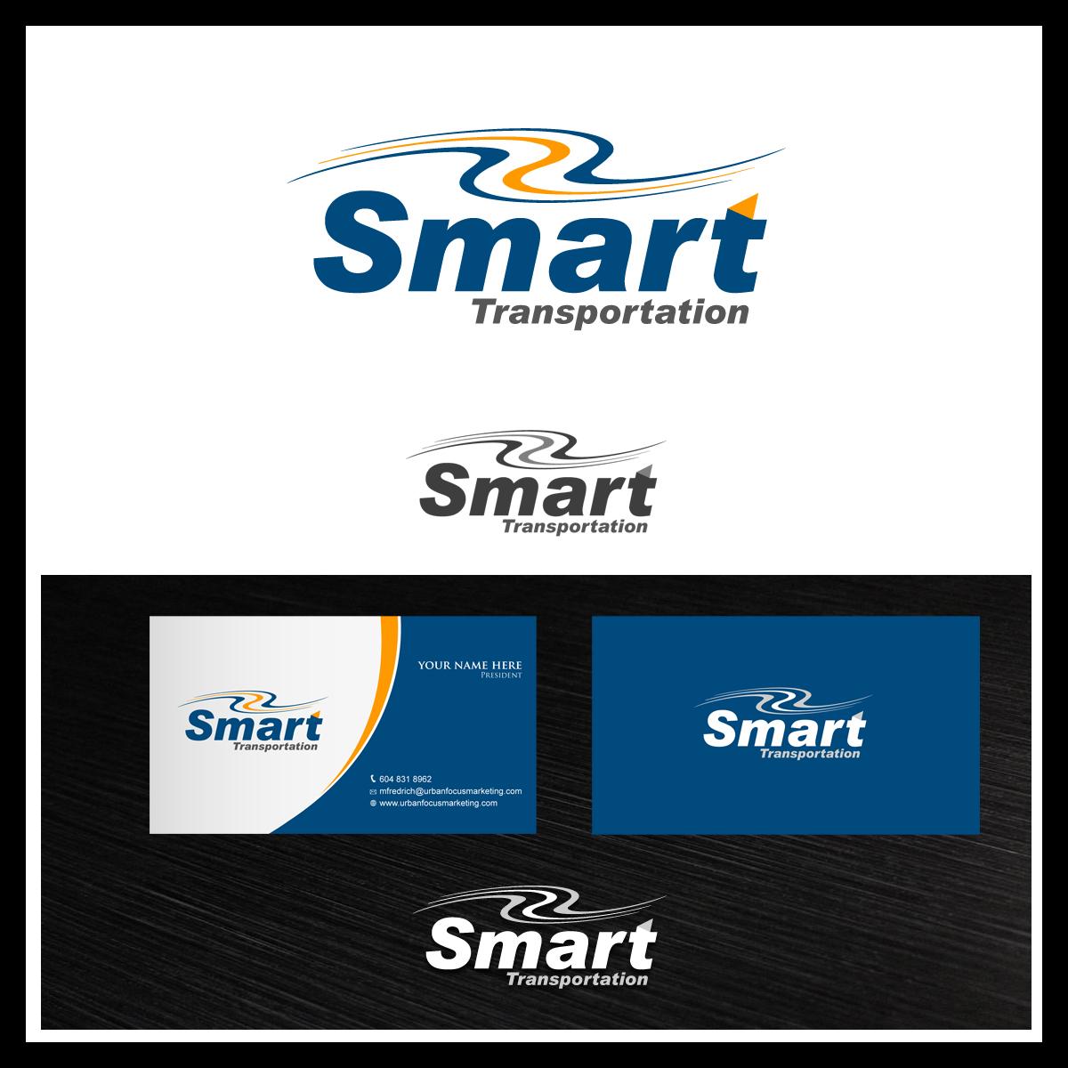 Logo Design by pixdesign - Entry No. 99 in the Logo Design Contest Imaginative Logo Design for Smart Transportation.