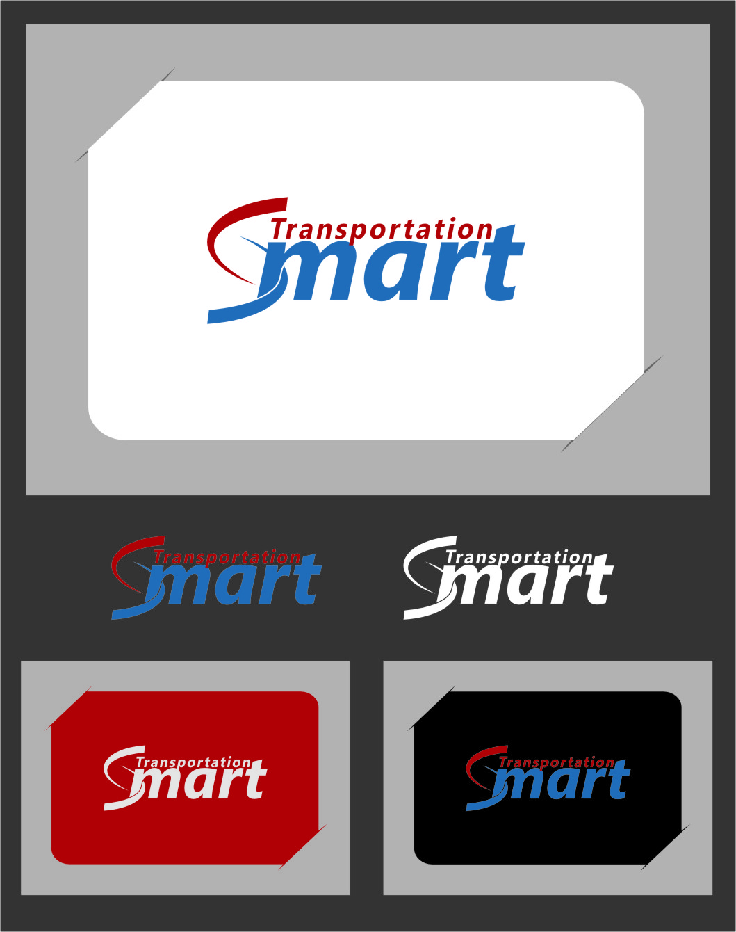 Logo Design by Ngepet_art - Entry No. 102 in the Logo Design Contest Imaginative Logo Design for Smart Transportation.