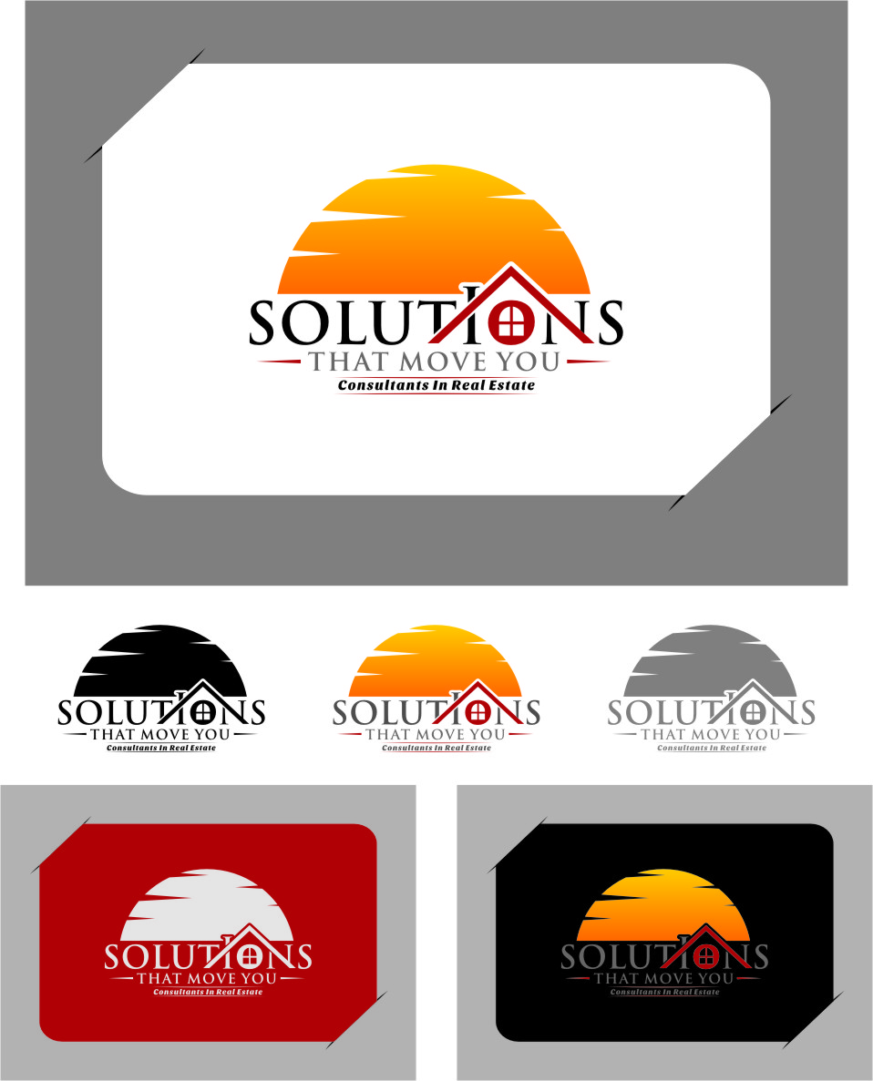 Logo Design by RasYa Muhammad Athaya - Entry No. 180 in the Logo Design Contest Imaginative Logo Design for Solutions That Move You.