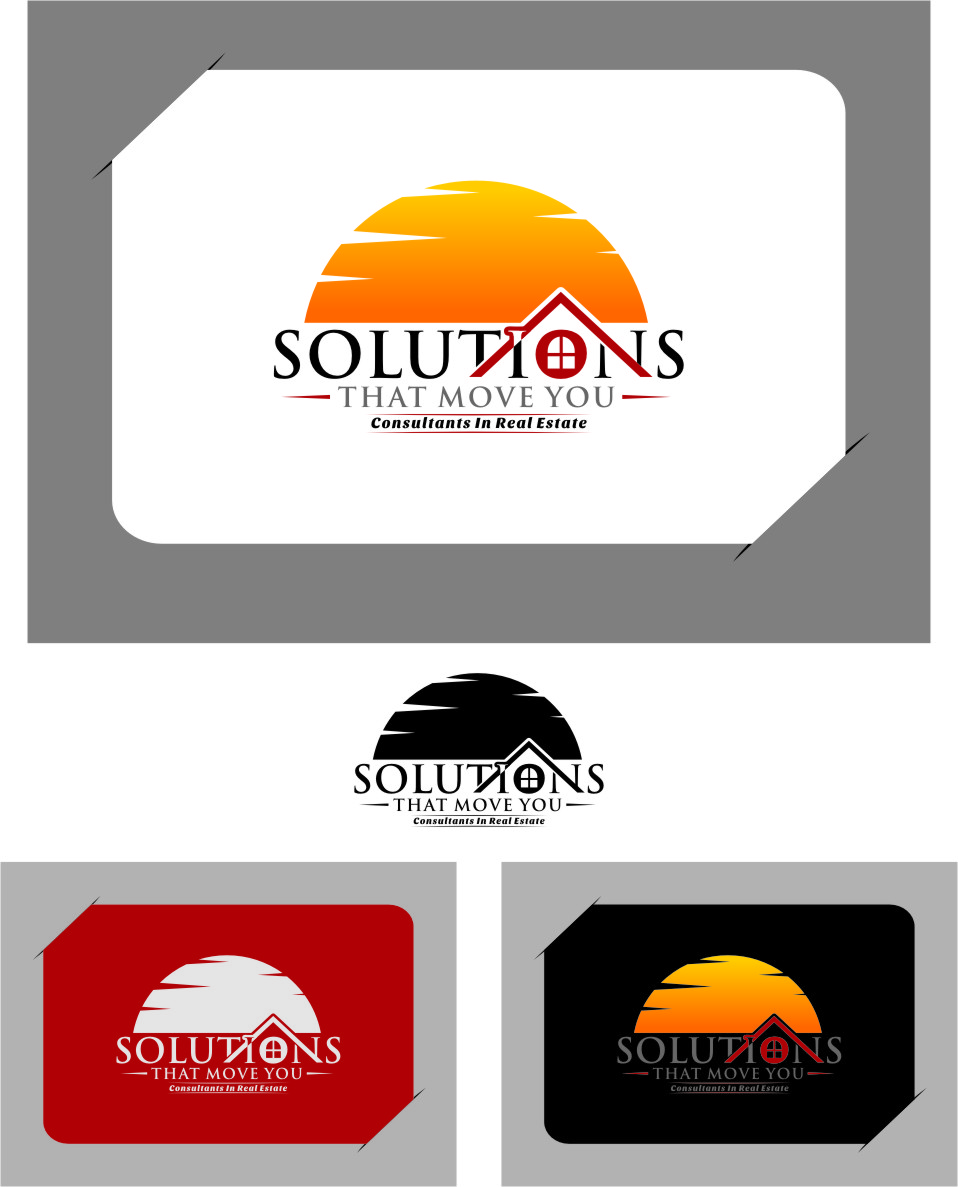 Logo Design by RasYa Muhammad Athaya - Entry No. 181 in the Logo Design Contest Imaginative Logo Design for Solutions That Move You.