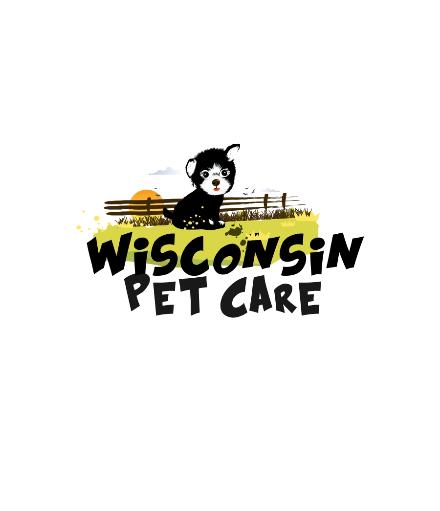 Logo Design by Private User - Entry No. 1 in the Logo Design Contest Captivating Logo Design for Wisconsin Pet Care.