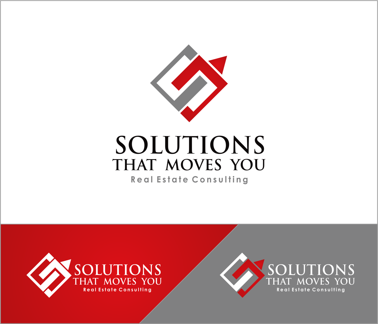 Logo Design by Armada Jamaluddin - Entry No. 183 in the Logo Design Contest Imaginative Logo Design for Solutions That Move You.