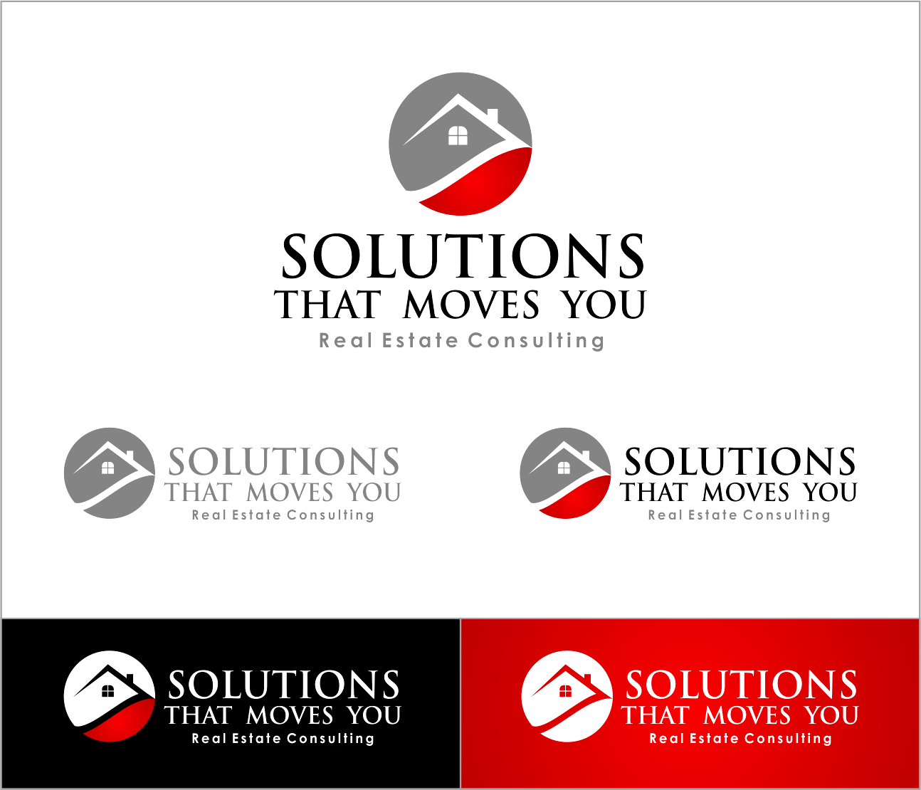 Logo Design by Armada Jamaluddin - Entry No. 185 in the Logo Design Contest Imaginative Logo Design for Solutions That Move You.