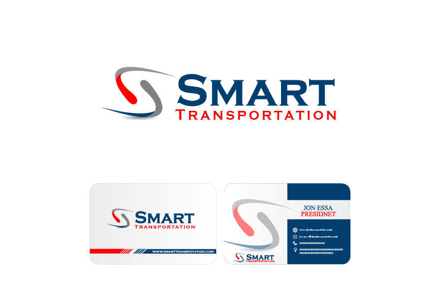 Logo Design by Private User - Entry No. 106 in the Logo Design Contest Imaginative Logo Design for Smart Transportation.